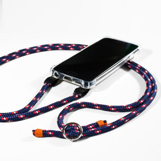 Handy Necklace `Mistral` - PhoneCord - Smartphone Lenyard / Smartphone Necklace