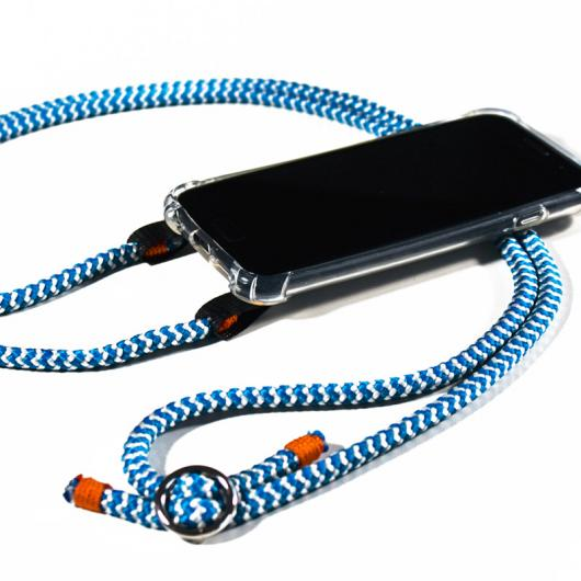 Handy Necklace `Orkan` - PhoneCord - Smartphone Lenyard / Smartphone Necklace