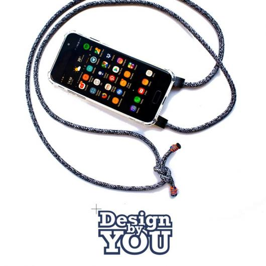 Design by You - Customizable Smartphone Necklace - Modell Matrose