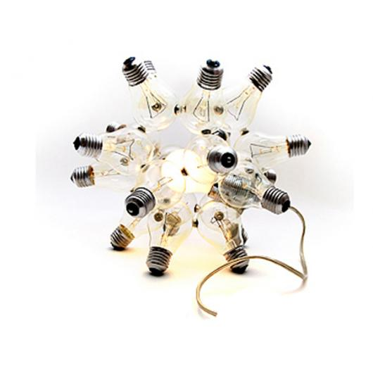 Bulbs Unlimited - Light Object Virus (clear bulbs)