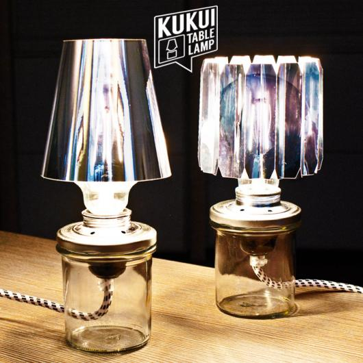 Kukui - Table lamp with adjustable lamp shade