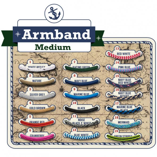 Armand Flat   - Design by You - Hand rigged bracelet, customizable